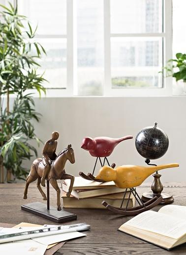 At & Binicisi Dekoratif Obje-Warm Design